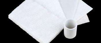 Silica ceramic composite